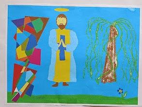 Photo: Praca konkursowa II Edycja, 2006 r. Klaudia, lat 10.