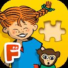 Pippi Puzzle icon