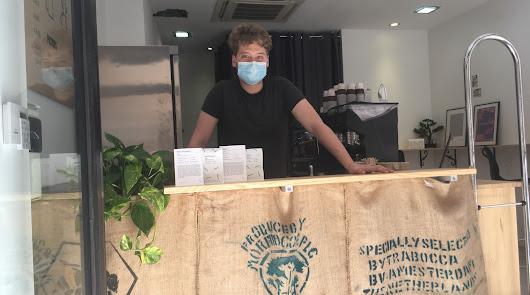 Dos ejidenses abren el primer café para llevar de Almería