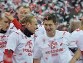Alles is bij Polen afgestemd op Lewandowski