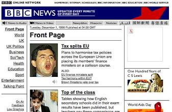 Photo: BBC News (December 1, 1998)