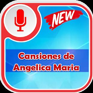 Angelica Maria de Canciones Collection apk screenshot 1