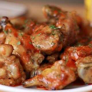 Honey Mustard Buffalo Wings