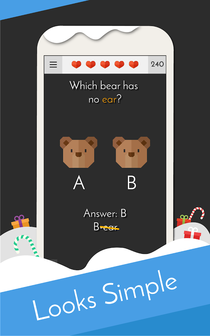 Tricky Test 2™: Genius Brain? Android 6