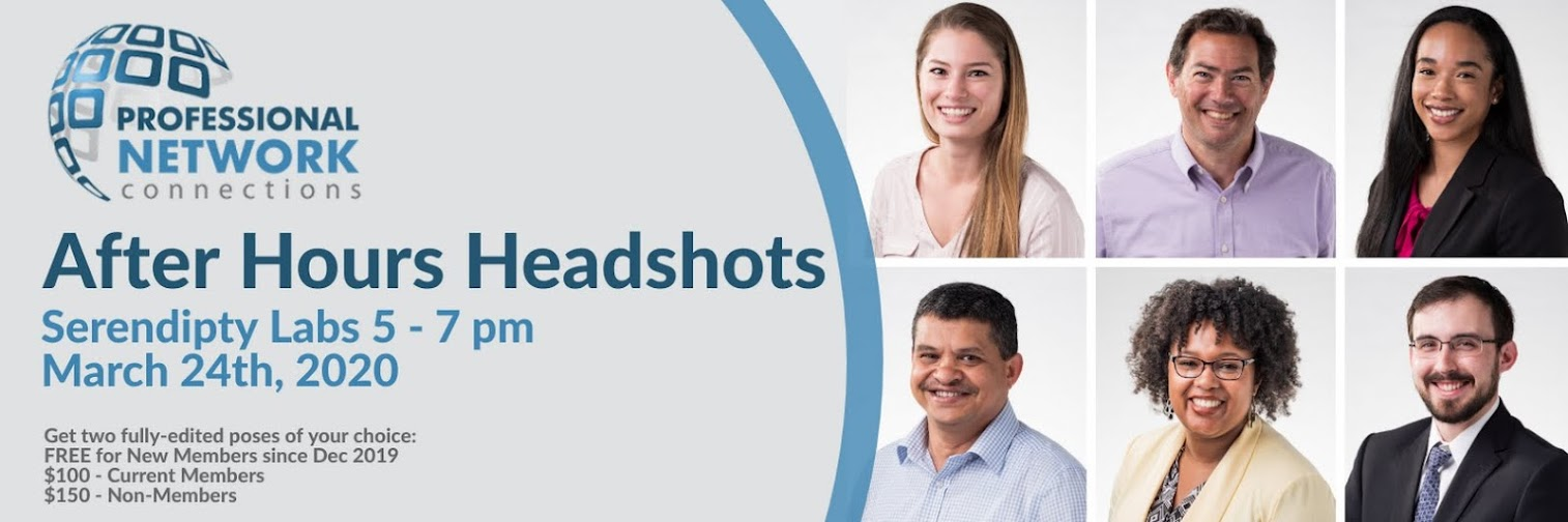 After Hours Headshots by PNC March 2020