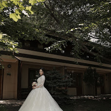 Wedding photographer Azamat Khanaliev (Hanaliev). Photo of 10.07.2018