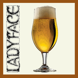 Logo of Ladyface 6th Anniversary Ale