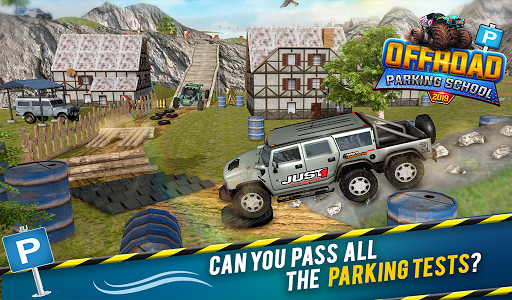 Off road Jeep Parking Simulator: Car Driving Games 1.4 screenshots 3
