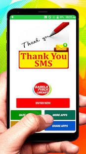 Download Thank You SMS Text Message Latest Collection For PC Windows and Mac apk screenshot 1
