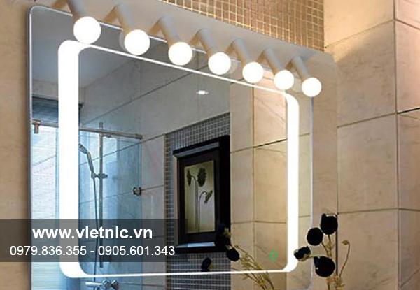 Gương đèn vanity