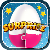 Surprise Eggs & Puzzle Games