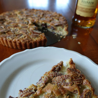 Morgan Murphy's Turtle Bourbon Pecan Tart