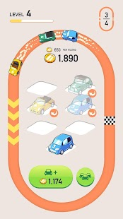 Car Merger Screenshot