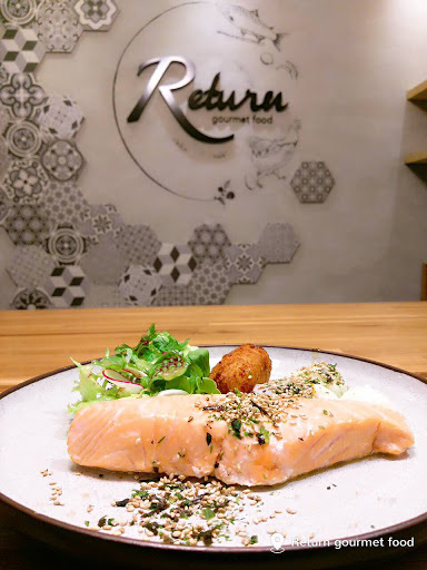 Return gourmet food 迴鲑