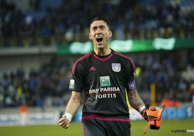 Anderlecht hésite à conserver Silvio Proto