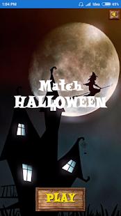 Match HALLOWEEN - náhled