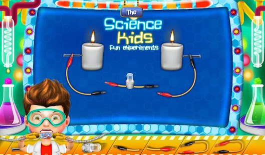 Science Experiment For Kids- screenshot thumbnail