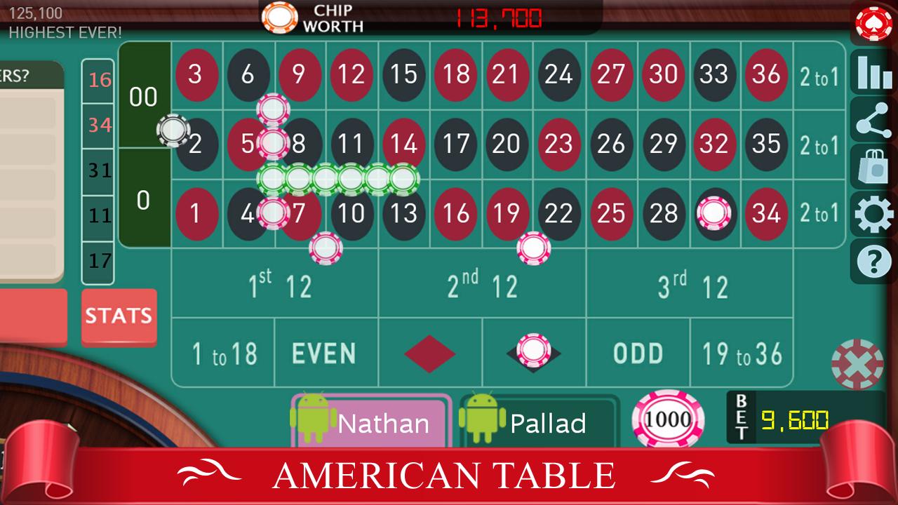 Roulette Royale - FREE Casino screenshot #1