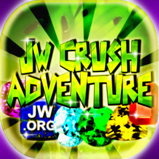 街機App|JW CRUSH ADVENTURE LOGO-3C達人阿輝的APP