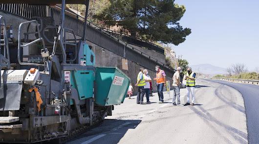 Mejoran el casco urbano de Vélez-Rubio y sus caminos rurales