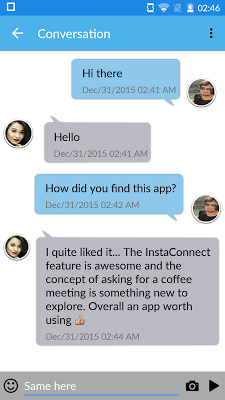 HookedUp - screenshot