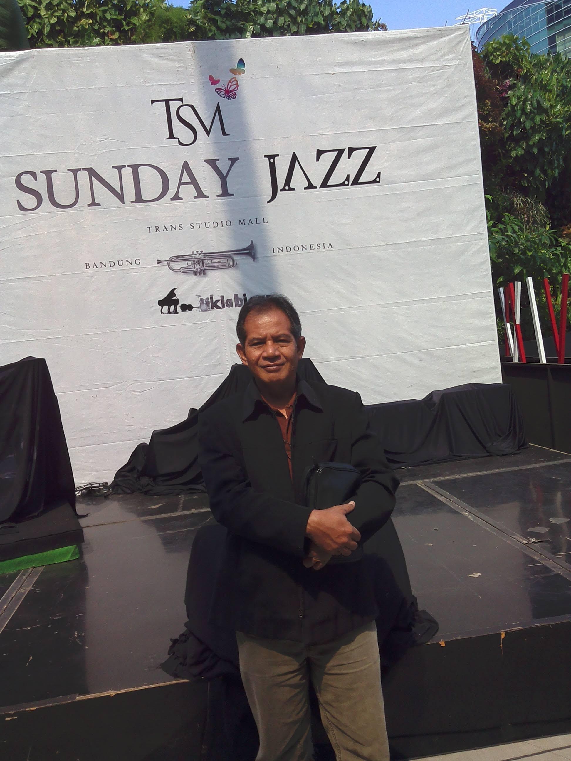 Indrawarman Photo at Sunday Jazz