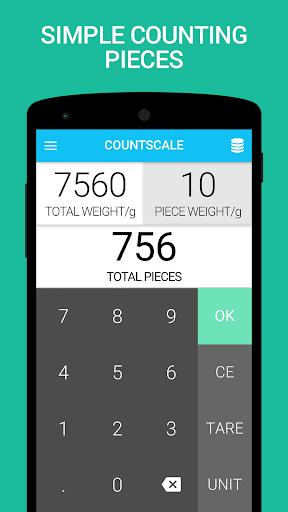 Count scale Lite Digital Scale