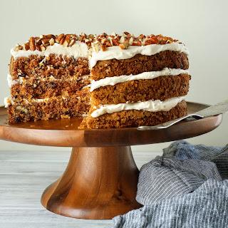 Dorie Greenspan's Carrot Cake