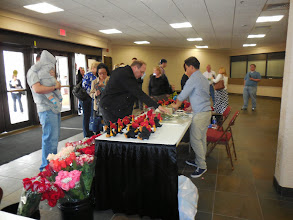 Photo: Rose sales to raise scholarship funds
