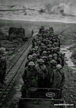 Photo: A Battlefield Light Railway In Winter