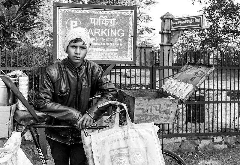 Il venditore ambulante di tea di Giovanni Coste