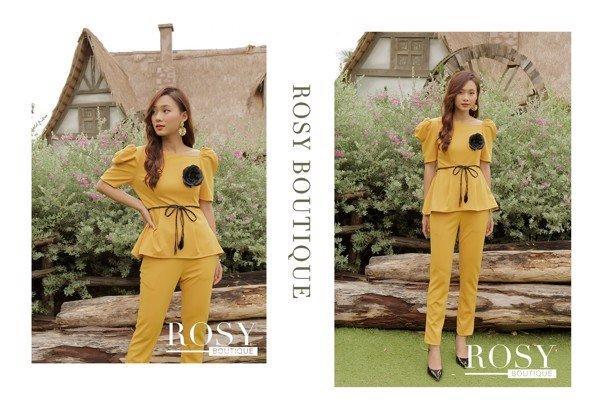 Rosy Boutique chinh phục chị em bằng thiết kế độc đáo và phong cách - Ảnh 5