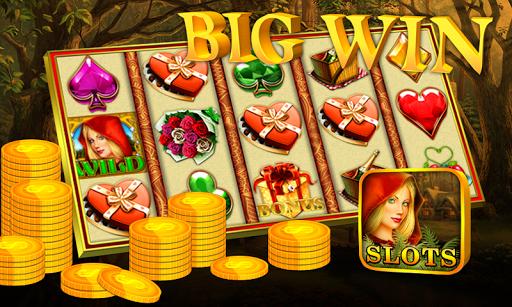 Lady In Red Super Slot Machine