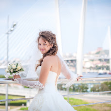 Wedding photographer Anastasiya Strobykina (Danizy). Photo of 31.08.2014