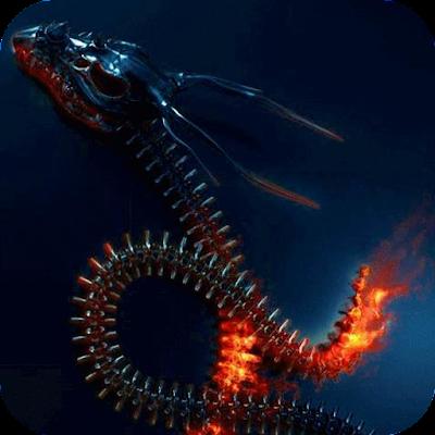 Steel snake LWP