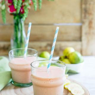 Guava Pineapple Smoothie Recipe