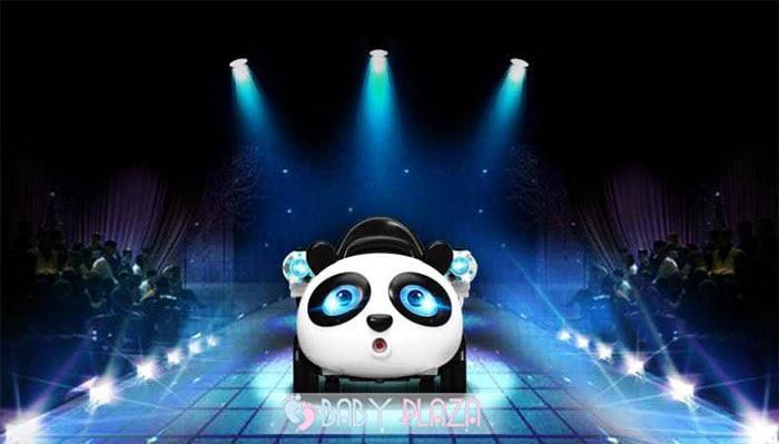 Xe điện trẻ em Panda F2016 1