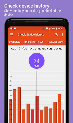 App Usage - Manage/Track Usage  screenshots 5