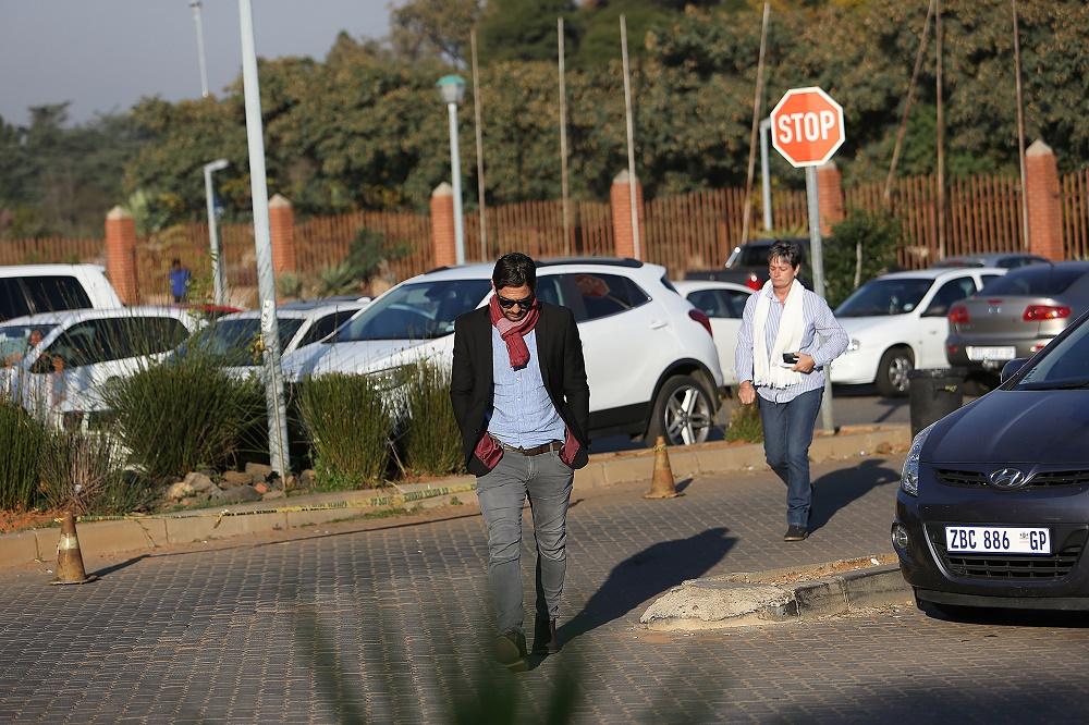 'Hy moet ophou om tyd te mors': EFF het op Catzavelos gesê dat hy strafregtelike saak moet laat verdwyn - TimesLIVE