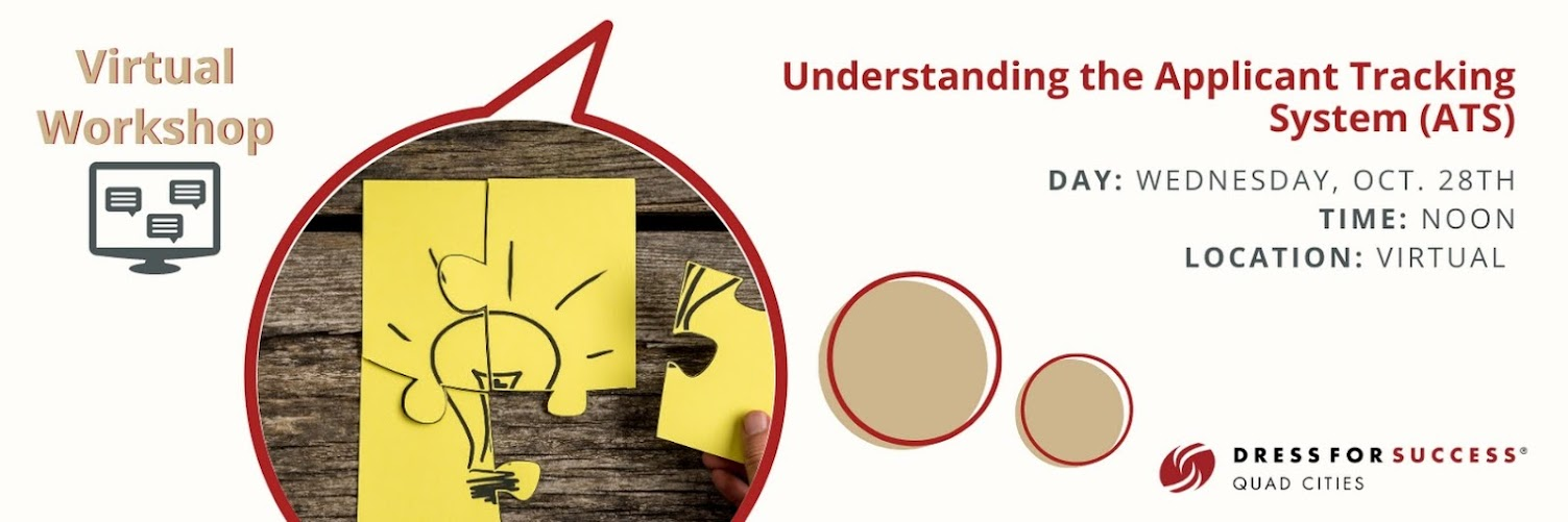 Virtual Workshop: Understanding the ATS