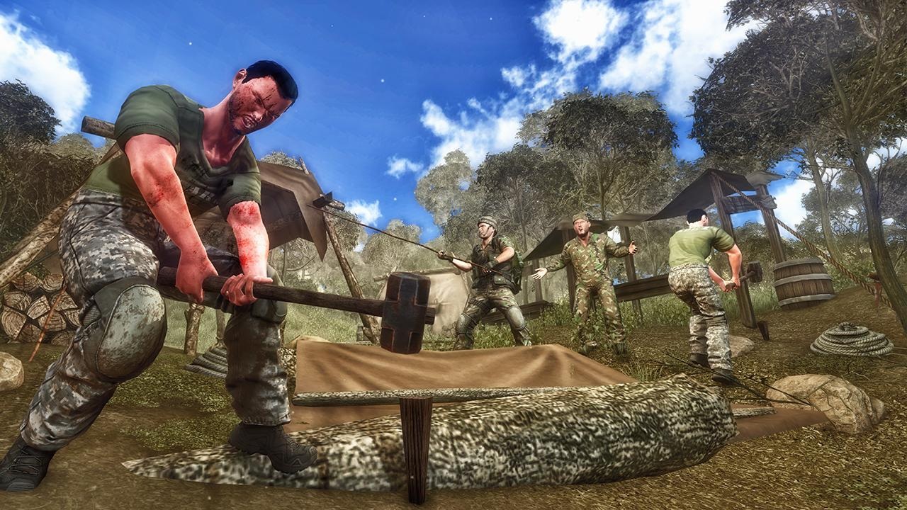 US Army Survival Training- screenshot