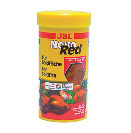 JBL NovoRed 250ml Guldfiskflingor