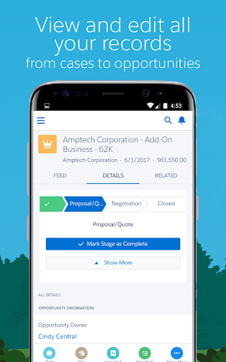 Salesforce 15.2 screenshots 4
