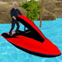Jet Ski Driving Simulator 3D icon