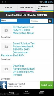 Soal Un Sma Dan Sbmptn Unbk Android Apps On Google Play