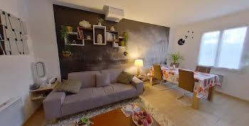 Villa 4 pièces 72,52 m2