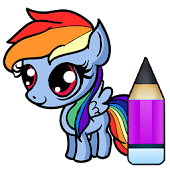 How To Draw Little Ponies