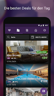 HotelTonight - Top Deals Screenshot