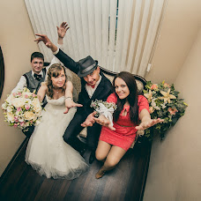 Wedding photographer Vladislav Malyshev (Malyshevv). Photo of 05.06.2014