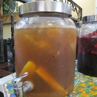 Hawaiian Plantation Iced Tea.